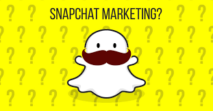 How is Snapchat used for marketing?